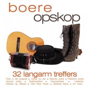 Album Boere Opskop from Die Bokjollers