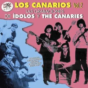 Album Las Grabaciones de Idolos y The Canaries, Vol. 2 from Ídolos