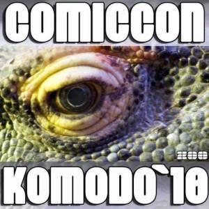 Album Komodo '10 from Comiccon