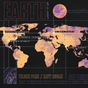 Album Earth (Light It Up) (Explicit) from Xavy Rusan