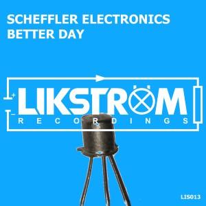 Album Better Day from Scheffler Electronics
