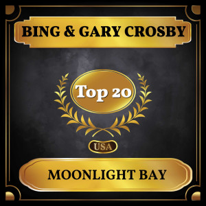 Album Moonlight Bay from Gary Crosby