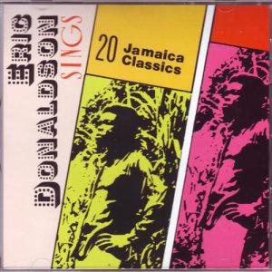 Album Eric Donaldson Sings 20 Jamaica Classics from Eric Donaldson