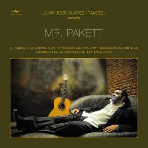 "Mr.Pakett 2012 Juan Jose Suarez ""Paquete"""