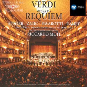 收聽Cheryl Studer的Messa da Requiem: II. Sequence, 2. Tuba mirum (Chorus)歌詞歌曲