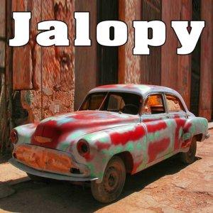 Sound Ideas的專輯Jalopy Sound Effects