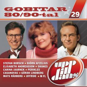 Album Upp till dans 29 - Gobitar från 80/90-talet from Blandade Artister