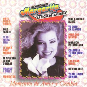 Momentos de amor y cumbia 2010 La Sonora de Margarita
