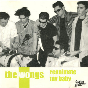 Album Reanimate My Baby from The Wongs