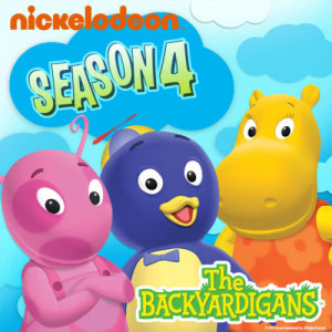 Listen to Into The Thick Of It! song with lyrics from The Backyardigans
