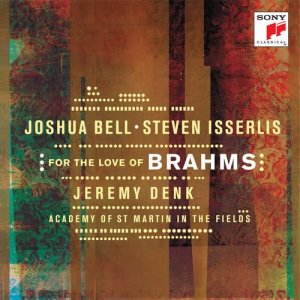 Album For the Love of Brahms from Joshua Bell