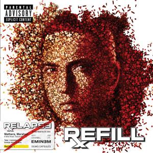 Eminem的專輯Relapse: Refill