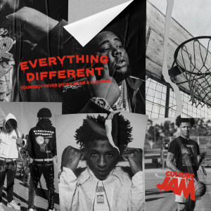 Youngboy Never Broke Again的專輯Everything Different