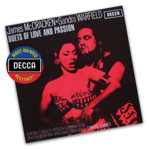 James McCracken的專輯Duets Of Love And Passion