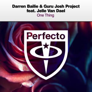 Album One Thing from Guru Josh Project