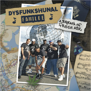 Album A Breath of Fresh Air from Da Dysfunkshunal Familee