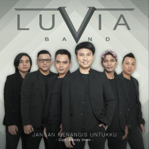 Jangan Menangis Untukku - Single dari Luvia Band