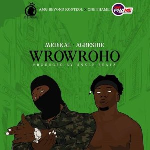 Listen to Wrowroho song with lyrics from Agbeshie