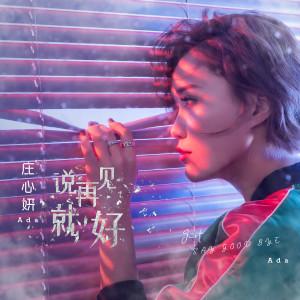 莊心妍的專輯説再見就好