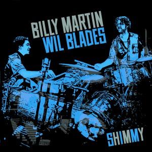 Album Shimmy from Billy Martin