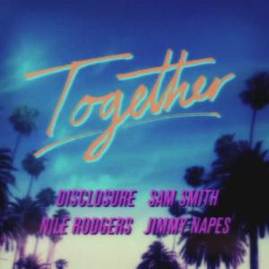 Disclosure的專輯Together