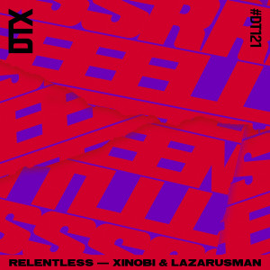 Album Relentless from Lazarusman