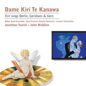 Album Kiri sings Berlin, Gershwin & Kern from Dame Kiri Te Kanawa