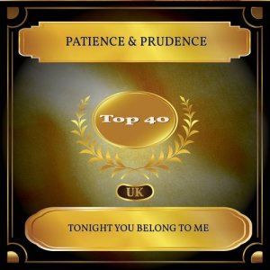Album Tonight You Belong To Me from Patience & Prudence
