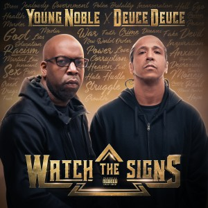 Album Watch the Signs from Young Noble
