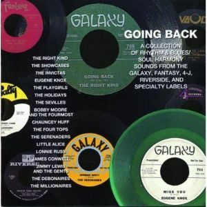 Going Back: A Collection Of Rhythm & Blues 2000 羣星