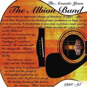 Album The Acoustic Years: 1993-1997 from The Albion Band