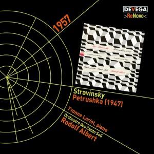 Album Stravinsky: Petrushka (Ballet in four parts - 1947 version) from Rudolf Albert