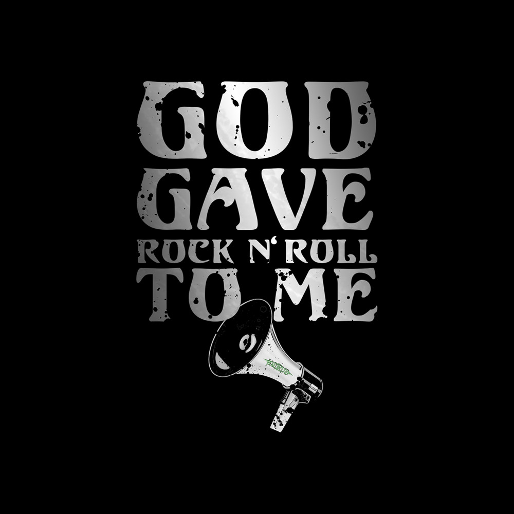 Logo God Gave Rock N' Roll to Me (2021)