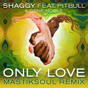 收聽Shaggy的Only Love (Mastiksoul Remix)歌詞歌曲