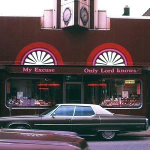 Album Only Lord Knows from My Excuse