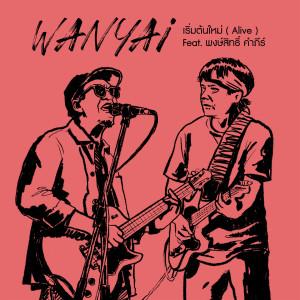 ฟังเพลงออนไลน์ เนื้อเพลง เริ่มต้นใหม่ ศิลปิน Wanyai