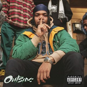 Album Outside (Explicit) from 070 Phi
