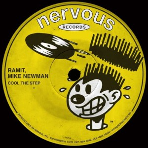 Album Cool The Step from Mike Newman