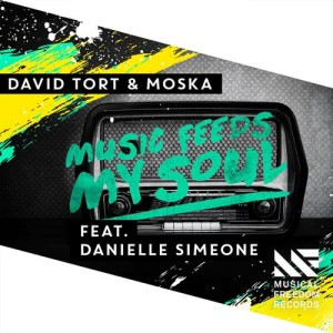 Album Music Feeds My Soul (feat. Danielle Simeone) from David Tort