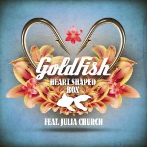 Listen to Heart Shaped Box (Radio Edit) song with lyrics from Goldfish