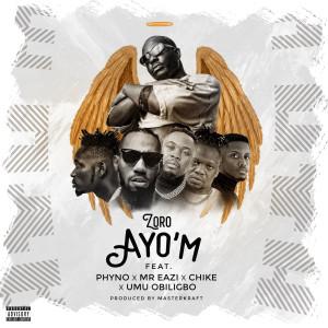 Album AYO'M (Explicit) from Mr Eazi