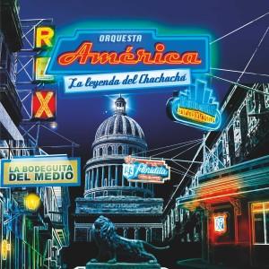 Album La leyenda del Chachachá from Orquesta America