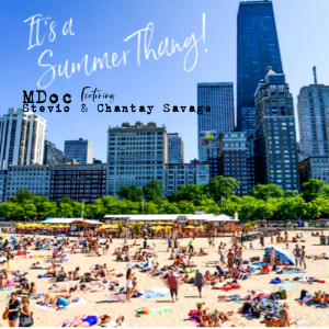 Album It's a Summer Thang! from Chantay Savage