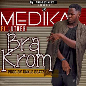 Listen to Bra Krom song with lyrics from Medikal