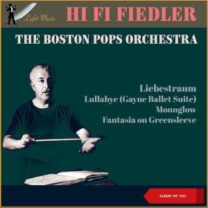 Album Liebestraum from Arthur Fiedler