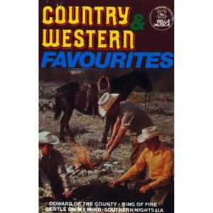 Album Country & Western Favourites from Billy White