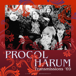 Album Transmissions '69 from Procol Harum