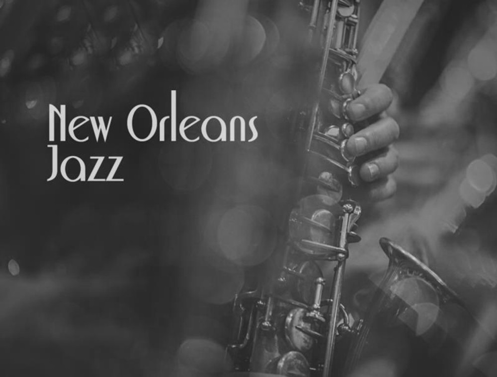 New Orleans Jazz ดนตรีทรงโปรดของในหลวงรัชกาลที่ ๙