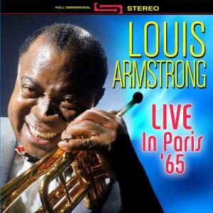 Louis Armstrong的專輯Live In Paris '65
