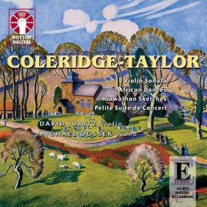 Album Coleridge-Taylor: Sonata in D Minor - African Dances - Hiawathan Sketches - Petite Suite de Concert from Michael Dussek